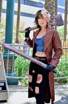WonderCon 2017 Cosplay Female Jason Friday the 13th