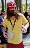 WonderCon 2017 Cosplay Forrest Gump