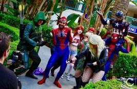 WonderCon 2017 Cosplay Funny Marvel Comics