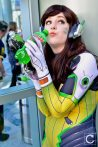 WonderCon 2017 Cosplay Funny Overwatch D.Va 4