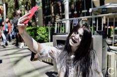 WonderCon 2017 Cosplay Funny Samara The Ring