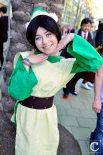 WonderCon 2017 Cosplay Funny Toph Avatar The Last Airbender