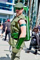 WonderCon 2017 Cosplay Green Arrow