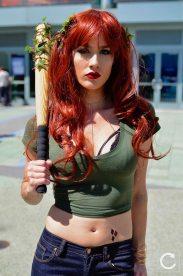 WonderCon 2017 Cosplay Poison Ivy