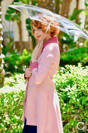 WonderCon 2017 Cosplay Queenie Fantastic Beasts and Where to Find Them