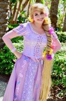 WonderCon 2017 Cosplay Rapunzel Tangled