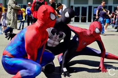 WonderCon 2017 Cosplay Spider-Man