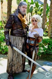 WonderCon 2017 Cosplay The Witcher