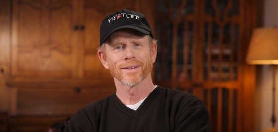 Ron Howard Han Solo Movie Director