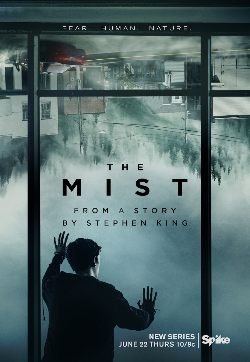 The Mist Spike TV Poster