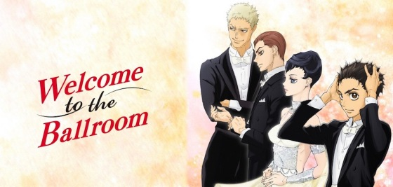 ANIME EXPO 2017 WELCOME TO THE BALLROOM Season 1 Premiere