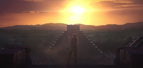 SHADOW OF THE TOMB RAIDER OFFICIAL TRAILER Square Enix