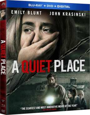 A Quiet Place Blu-ray Box Art