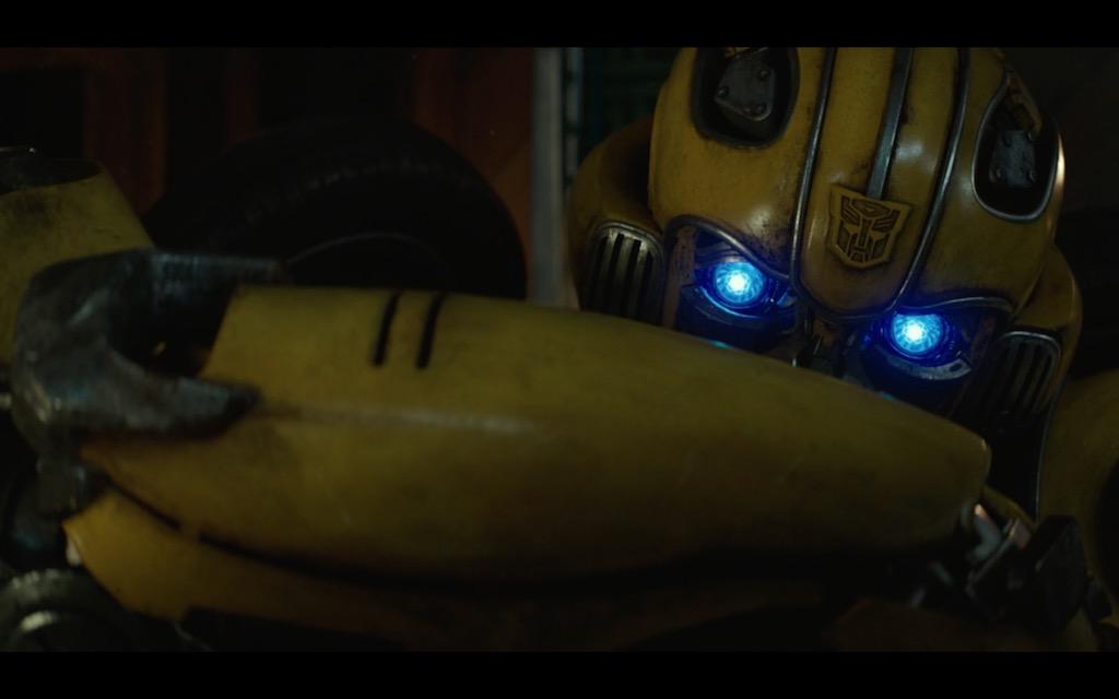 Bumblebee Transformers Movie Screenshot 10
