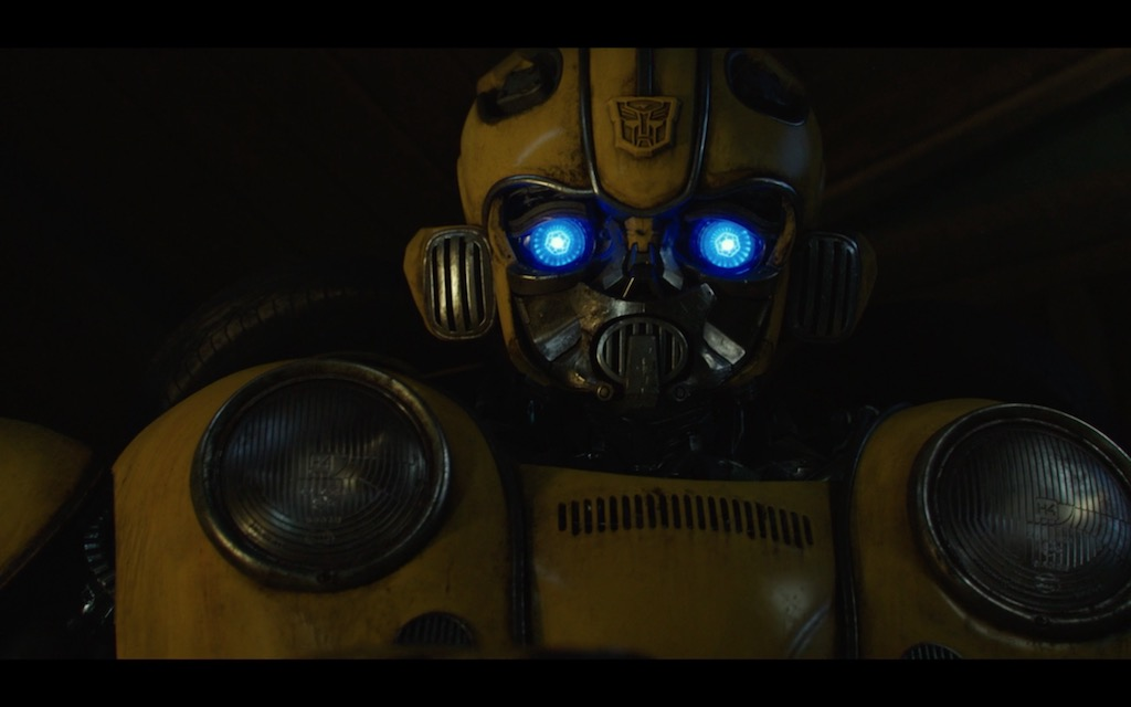 Bumblebee Transformers Movie Screenshot 11