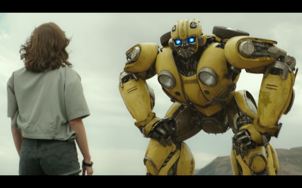 Bumblebee Transformers Movie Screenshot 13