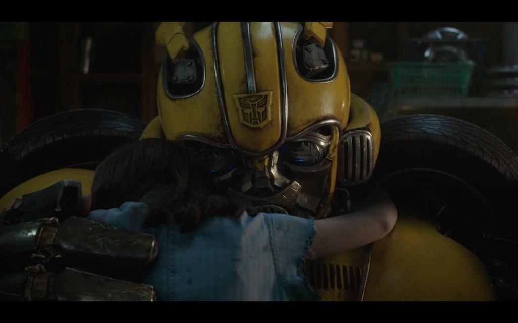 Bumblebee Transformers Movie Screenshot 18