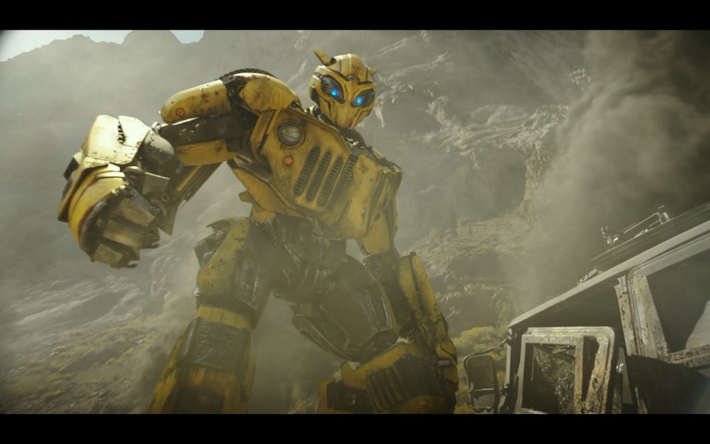 Bumblebee Transformers Movie Screenshot 20