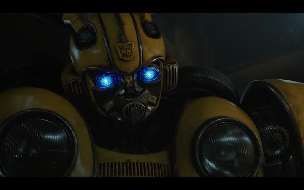 Bumblebee Transformers Movie Screenshot 22