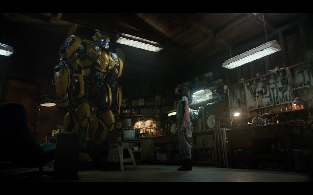 Bumblebee Transformers Movie Screenshot 23