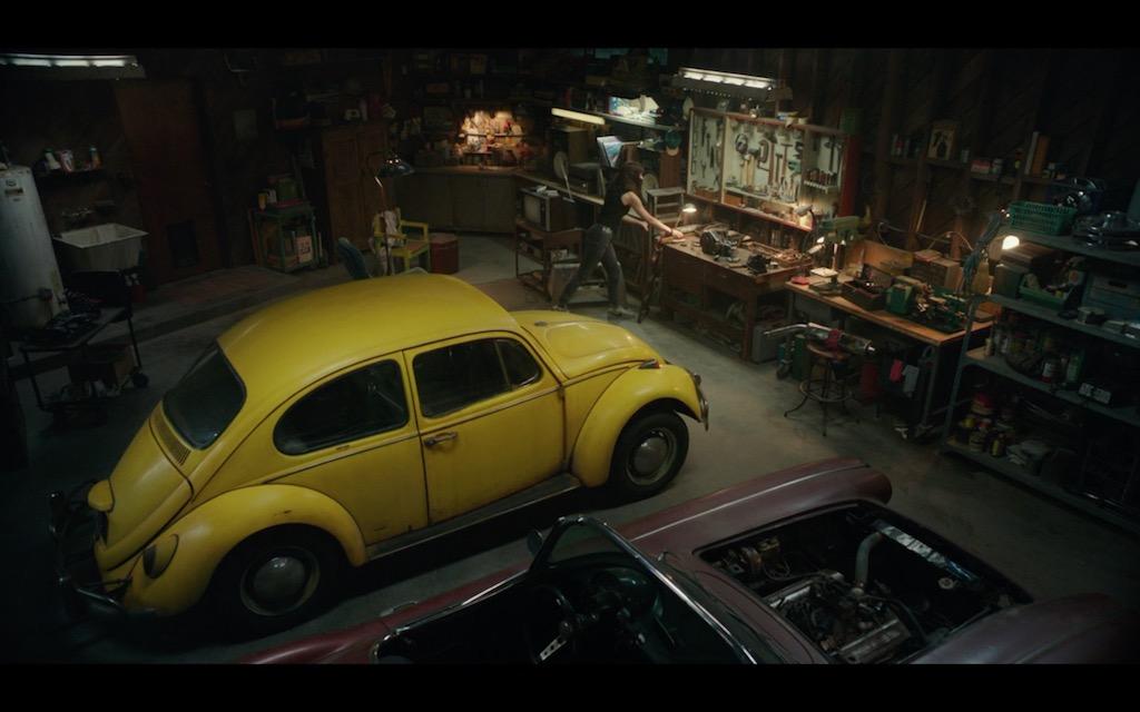 Bumblebee Transformers Movie Screenshot 3