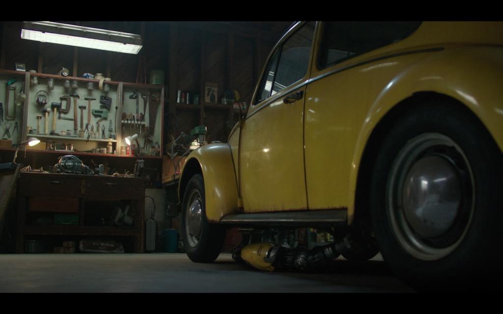 Bumblebee Transformers Movie Screenshot 4