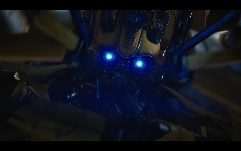 Bumblebee Transformers Movie Screenshot 6