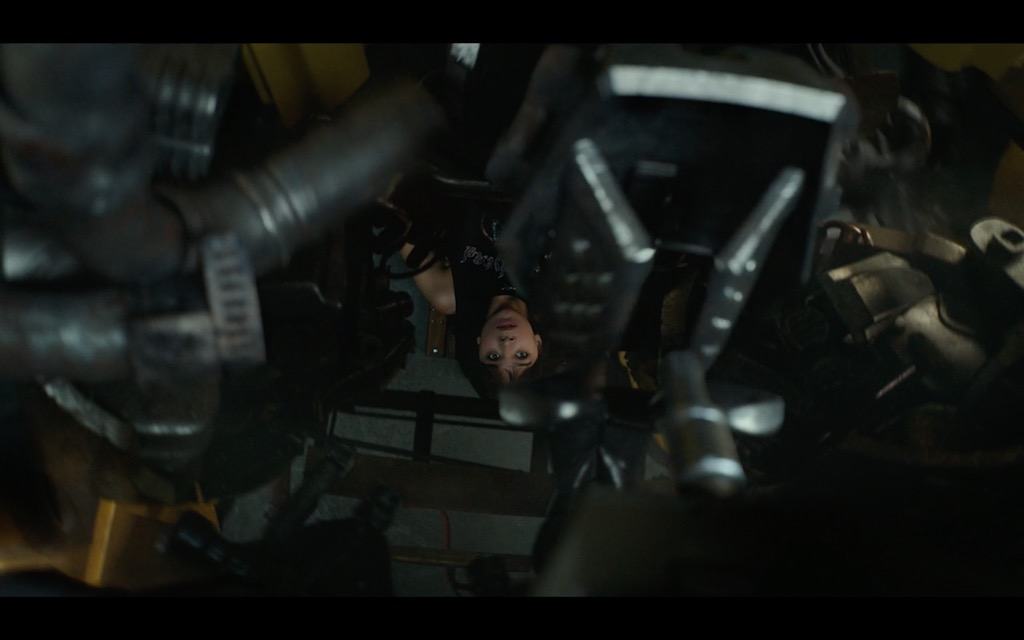 Bumblebee Transformers Movie Screenshot 7