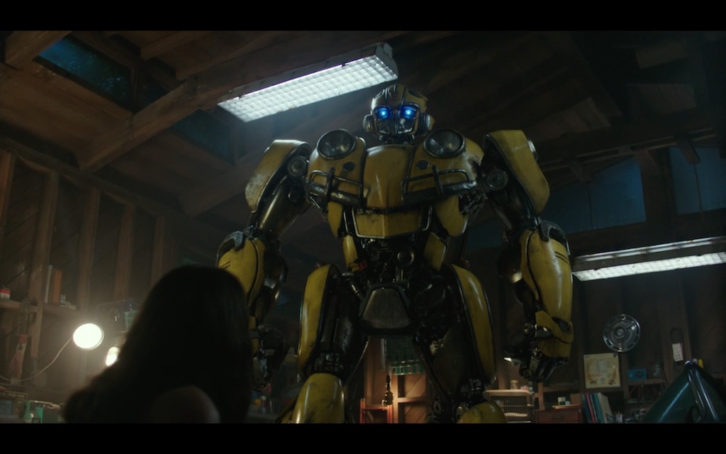 Bumblebee Transformers Movie Screenshot 8