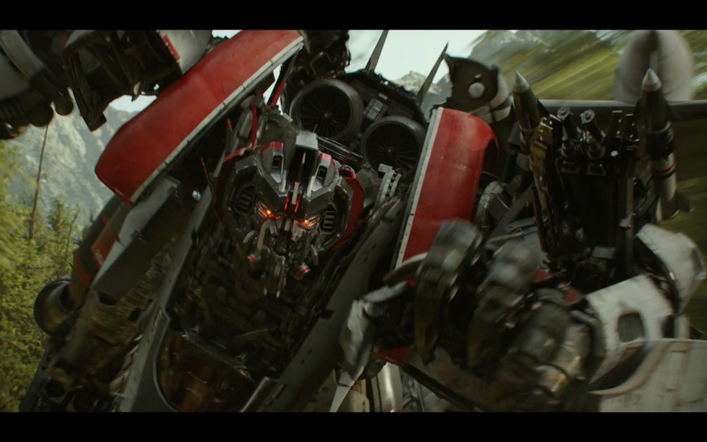 Bumblebee Transformers Movie Starscream Screenshot 17