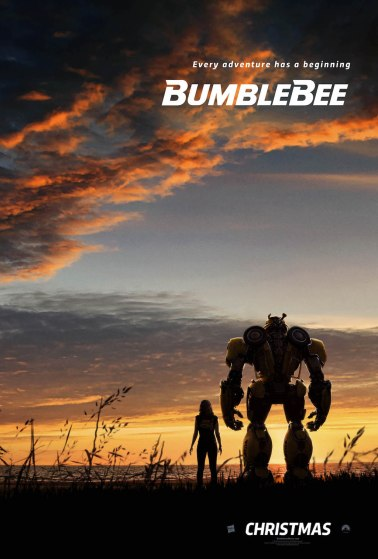 Bumblebee Transformers Movie Teaser Poster 2018