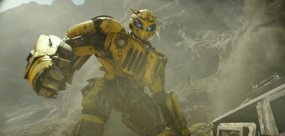 Bumblebee Transformers Movie Teaser Trailer