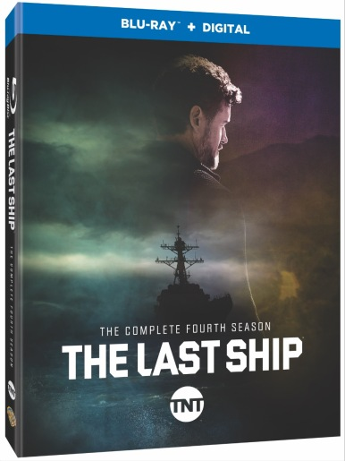 The Last Ship The Complete Fourth Season DVD Box Art
