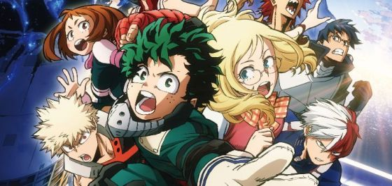 My Hero Academia Movie Review