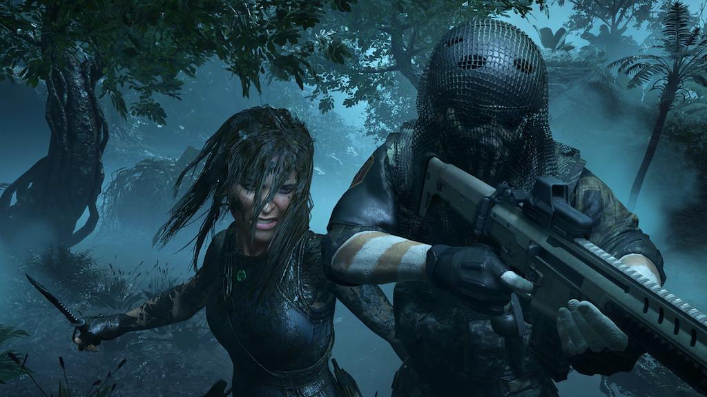 Shadow of the Tomb Raider E3 Expo Screenshot 1