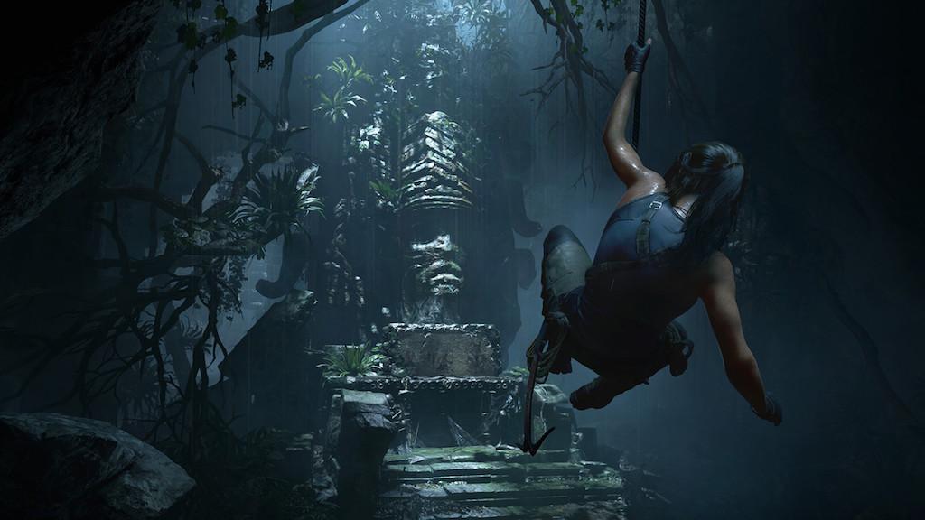 Shadow of the Tomb Raider E3 Expo Screenshot 3