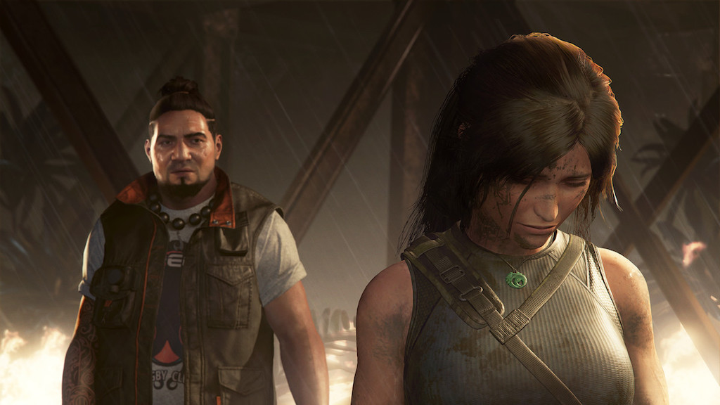 Shadow of the Tomb Raider E3 Expo Screenshot 6