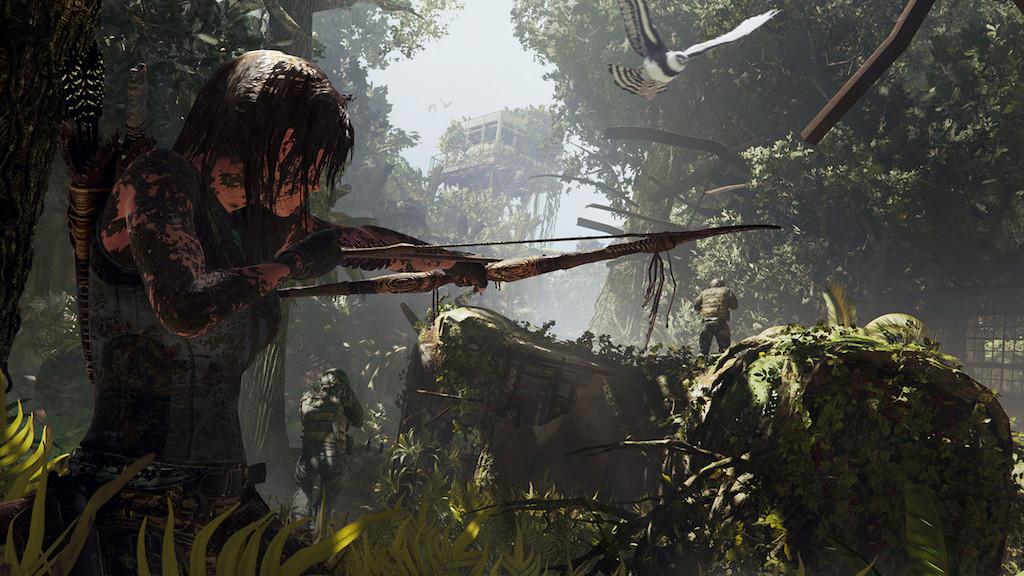 Shadow of the Tomb Raider E3 Expo Screenshot 8