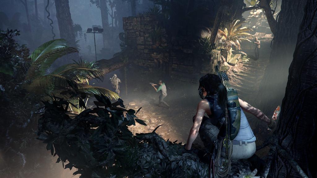 Shadow of the Tomb Raider E3 Expo Screenshot 9