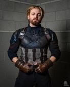 Anime Expo 2018 Cosplay Captain America