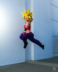 Anime Los Angeles 2018 Cosplay Caulifa Dragon Ball Super