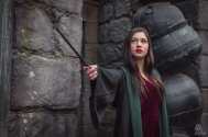 Event Universal Studios Hollywood Wizarding World Slytherin Student