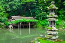 Japan Kanazawa Garden 2