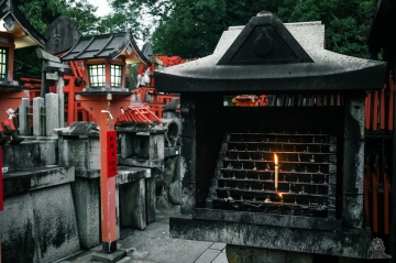 Japan Kyoto Fushimi Inari Taisha