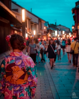 Japan Kyoto Gion District