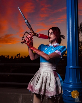 Long Beach Comic Expo 2018 Cosplay Little Sister BioShock
