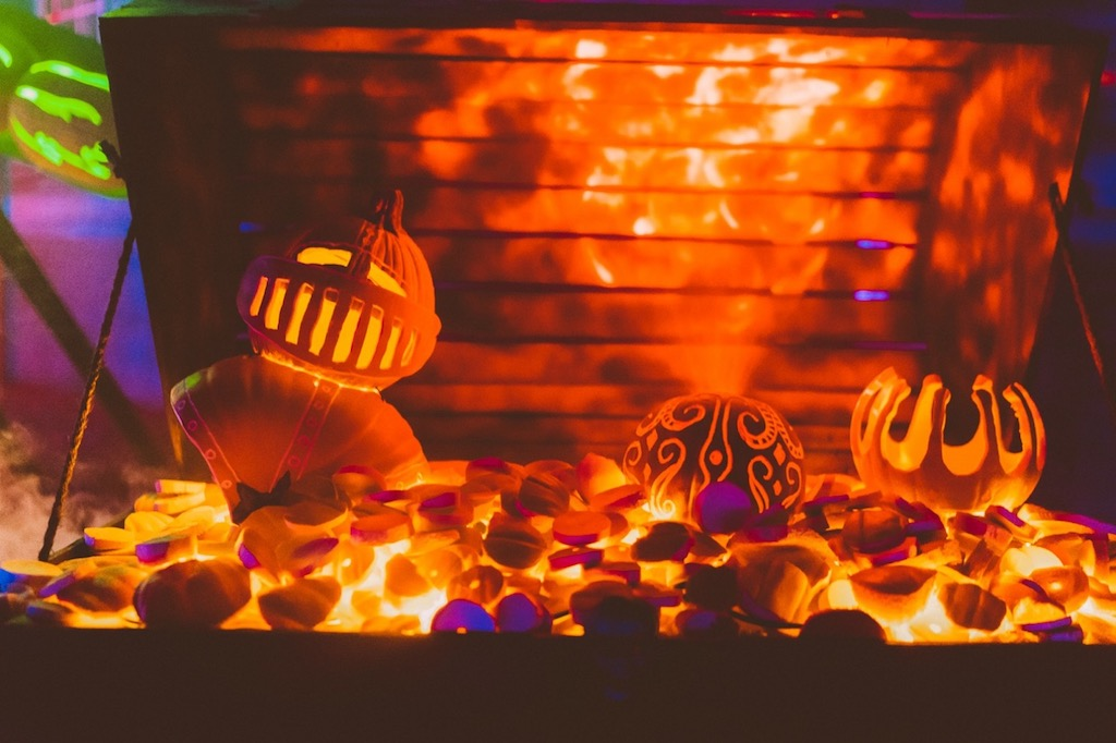 Pumpkin Nights 9