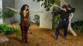 WonderCon 2018 Cosplay Inigo Montoya Dread Pirate Roberts Princess Bride