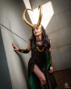 WonderCon 2018 Cosplay Lady Loki