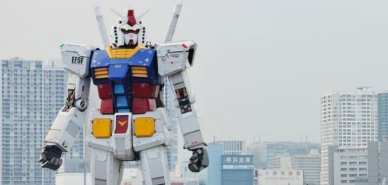 Gundam Live-Action Movie Legendary Pictures